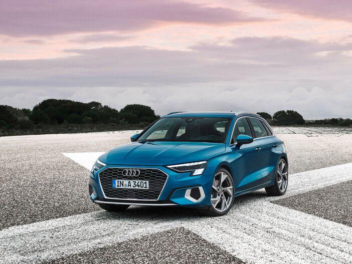 Edler Kompakter: Der neue Audi A3 Sportback