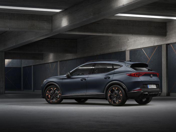 Auto Leasing - Sportlicher Crossover aus Spanien: Der neue Cupra Formentor