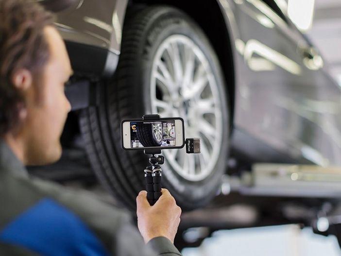 Auto Leasing - No Touch-Service in der Werkstatt: Ford führt Wartungsarbeiten in Zeiten der Corona-Pandemie mit speziellen Hygiene-Maßnahmen durch