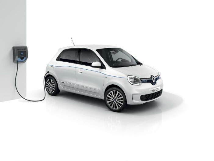 Kleinwagen mit Elektroantrieb: Der neue Renault Twingo Z.E.