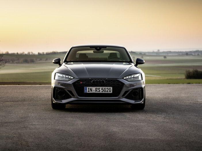 Sportliche Neuauflage: Der Audi RS 5 präsentiert sich als Sportback und Coupé in aktualisierter Fassung