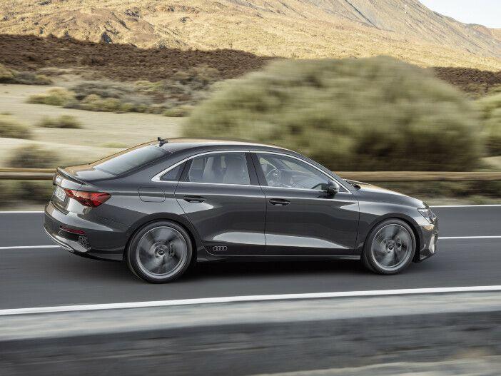 Auto Leasing - Dynamische Kompakt-Limousine: Der neue Audi A3 mit Stufenheck