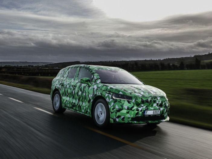 Auto Leasing - Elektroauto aus Tschechien: Der neue Skoda Enyaq iV