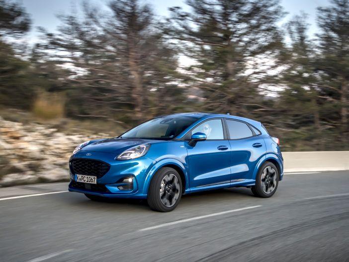 Auto Leasing - Eine Diesel-Option für den Crossover: Ford erweitert das Motorenangebot für den Puma