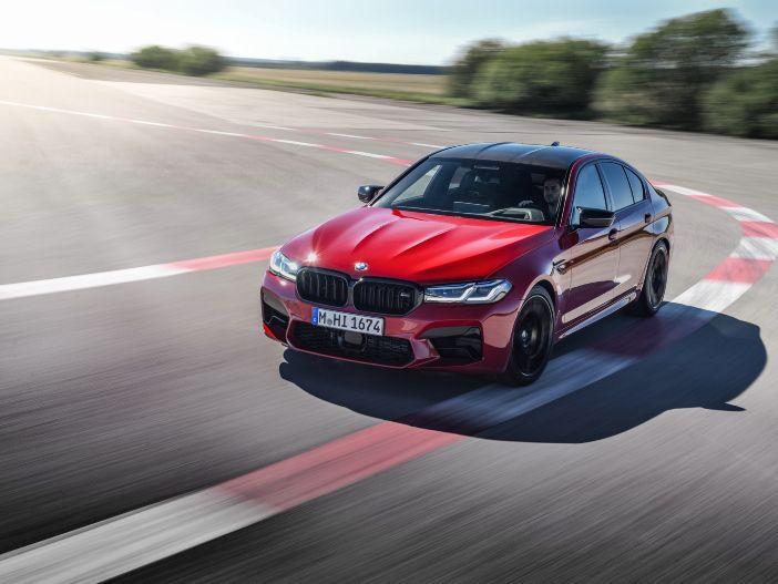Auto Leasing - Optimierter Business-Sportler: Der neue BMW M5