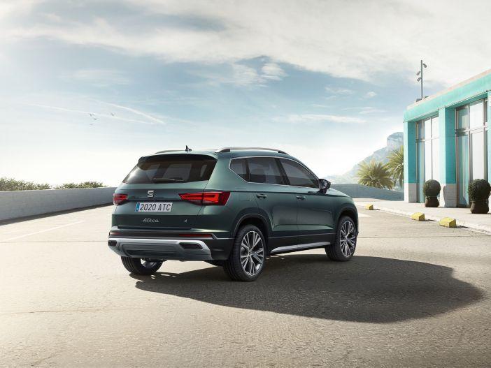 Auto Leasing - Sinnvolle Weiterentwicklung: Der neue Seat Ateca