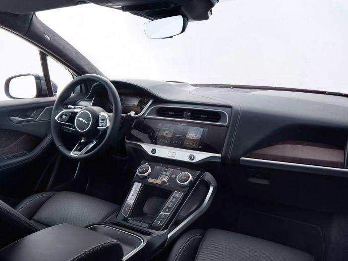 Auto Leasing - Schneller aufladen, aktualisiertes Infotainment: Der neue Jaguar I-Pace