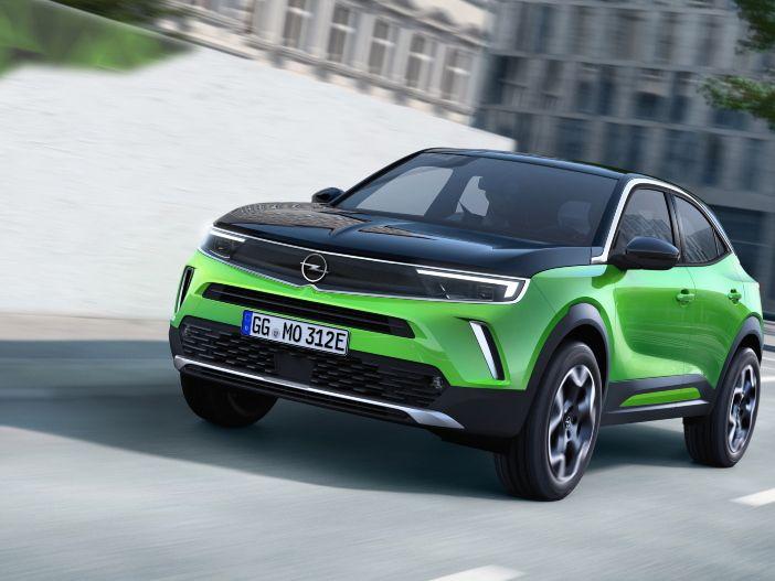 Neues Design, neuer Antrieb: Der neue Opel Mokka