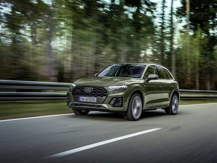 Weiter optimiert: Der neue Audi Q5
