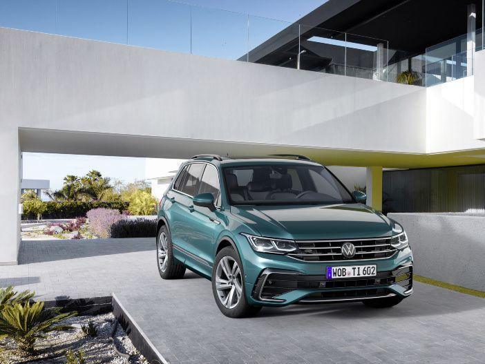 Auto Leasing - Aktualisierter SUV-Bestseller: Der neue VW Tiguan