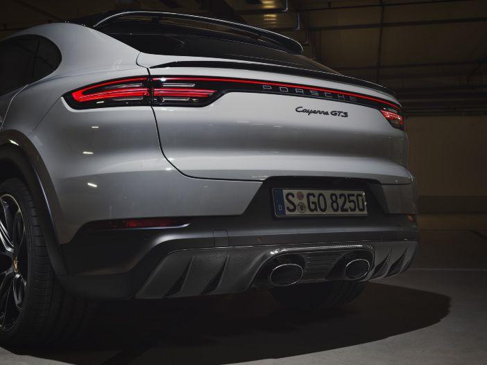 Dynamisch als SUV und als Coupé: Der neue Porsche Cayenne GTS