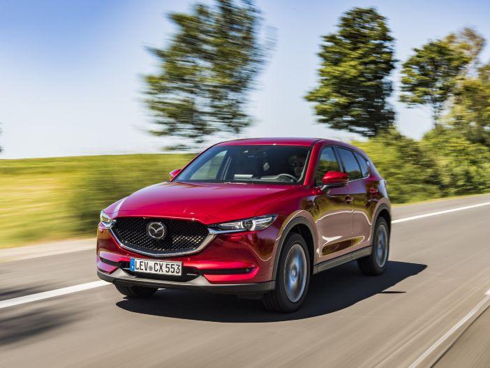 Aktualisierung für den Mazda-Bestseller: Der neue Mazda CX-5