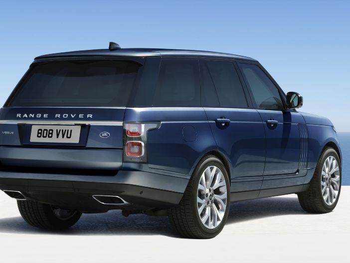 Neue Mild-Hybrid-Diesel: Der Range Rover erhält neue Sondermodelle und Antriebe