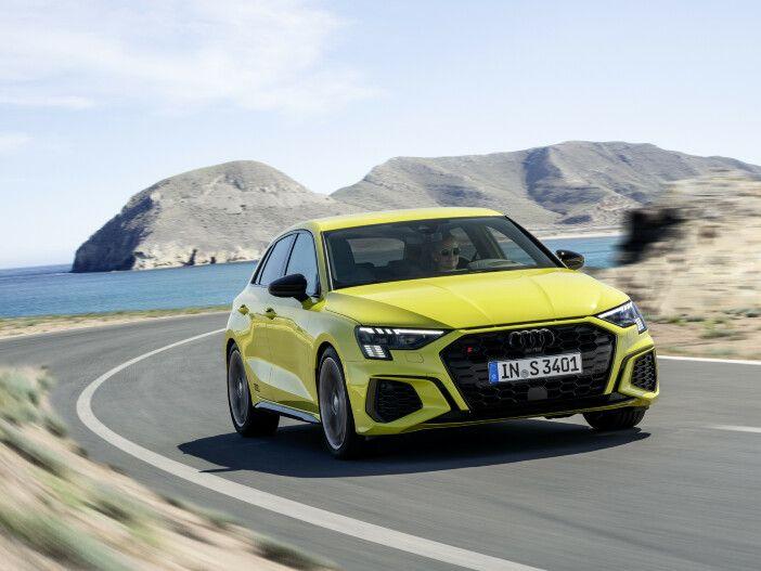 Sportlicher Kompakter neu aufgelegt: Der neue Audi S3