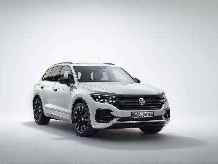 Auto Leasing - Auf Abschieds-Tournee: Der VW Touareg V8 Last Edition