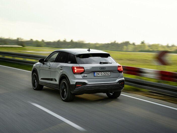 Kompakt-SUV in überarbeiteter Fassung: Der neue Audi Q2