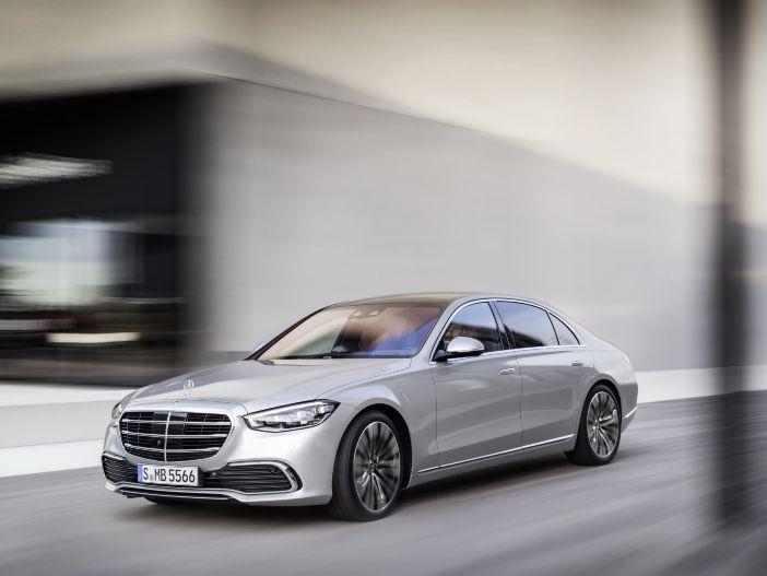 Auto Leasing - Limousine der Oberklasse: Die neue Mercedes S-Klasse