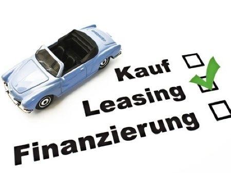 Leasing oder Finanzierung - die Unterschiede