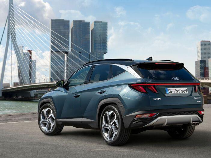 Auto Leasing - Neue Optik, diverse Motoren: Der neue Hyundai Tucson
