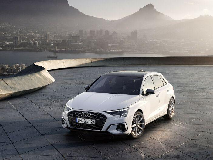 Wirtschaftlicher Gasantrieb: Der neue Audi A3 Sportback 30 g-tron
