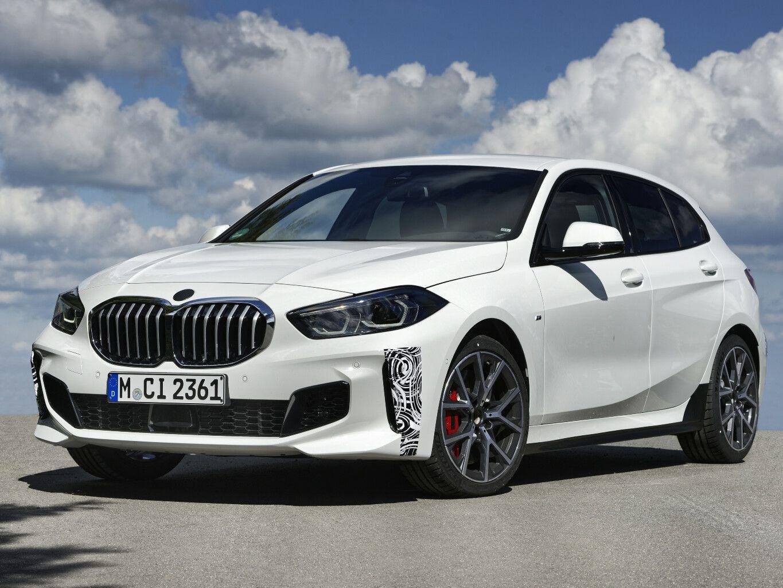 Sportliche Option beim BMW 1er: Der neue BMW 128ti ...