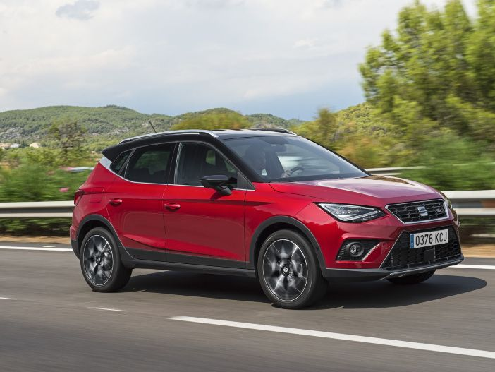 Auto Leasing - Starker Benziner mit Doppelkupplungsgetriebe: Seat macht den Arona noch dynamischer