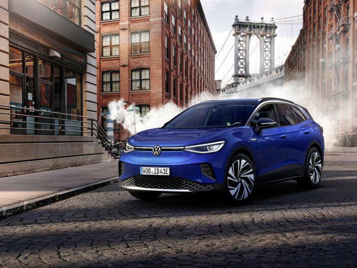 Elektro-SUV aus Wolfsburg: Der neue VW ID.4