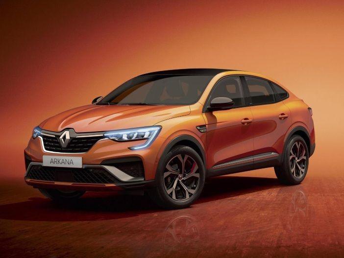 Bald auch in Deutschland: Der Renault Arkana startet durch