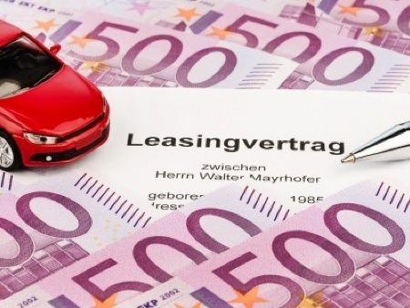 Kilometervertrag beim Leasing