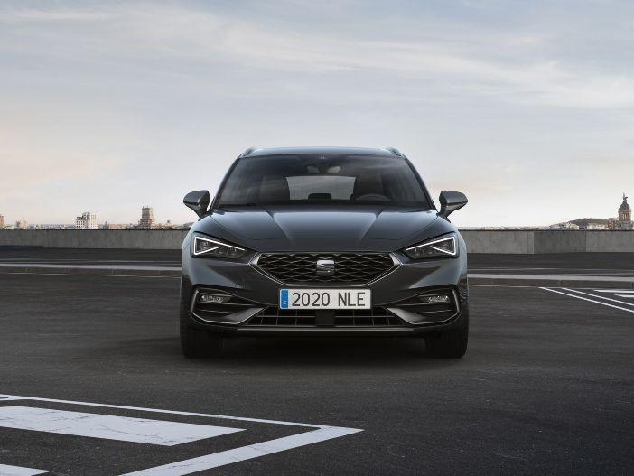 Kompakter Plug-in-Hybrid: Der neue Seat Leon e-Hybrid