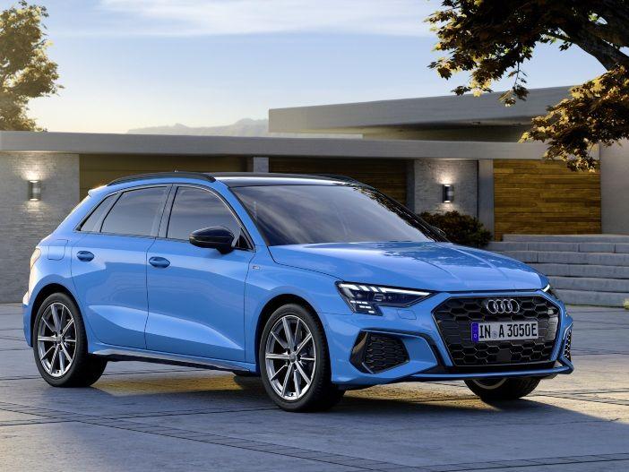 Mehr Reichweite im Elektromodus: Der neue Audi A3 Sportback 40 TFSI e Plug-in-Hybrid