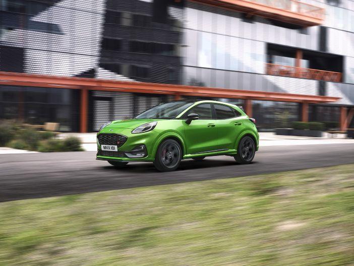 Ford verschärft den Puma: Der neue Ford Puma ST