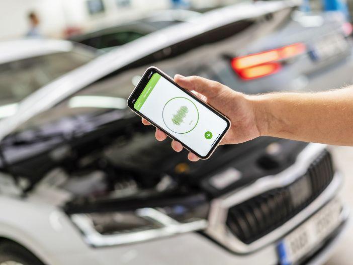 Am Geräusch erkennen, was genau dem Auto fehlt: Skoda testet neue Diagnosetechnik