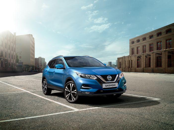 Neue Optionen auch beim Leasing: Drei Sondermodelle für den Nissan Qashqai