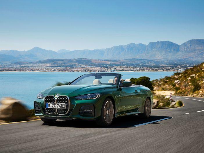 Offen genießen: Das neue BMW 4er Cabrio