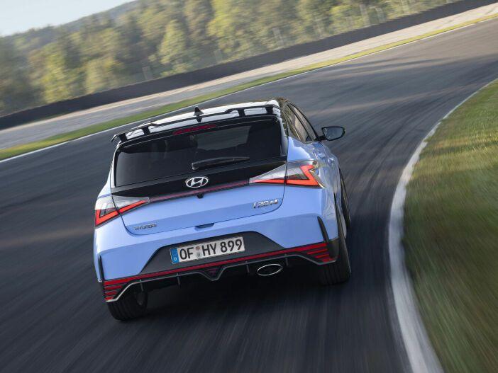 Auto Leasing - Sportlichkeit im kleinen Format: Der neue Hyundai i20 N