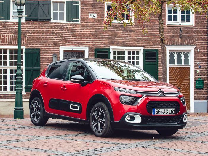 Facelift für den Kleinwagen: Der neue Citroen C3