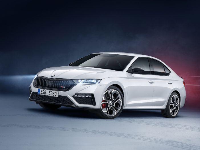 Auto Leasing - Diesel-Power: Neuer 2.0 TDI Evo für den Skoda Octavia RS