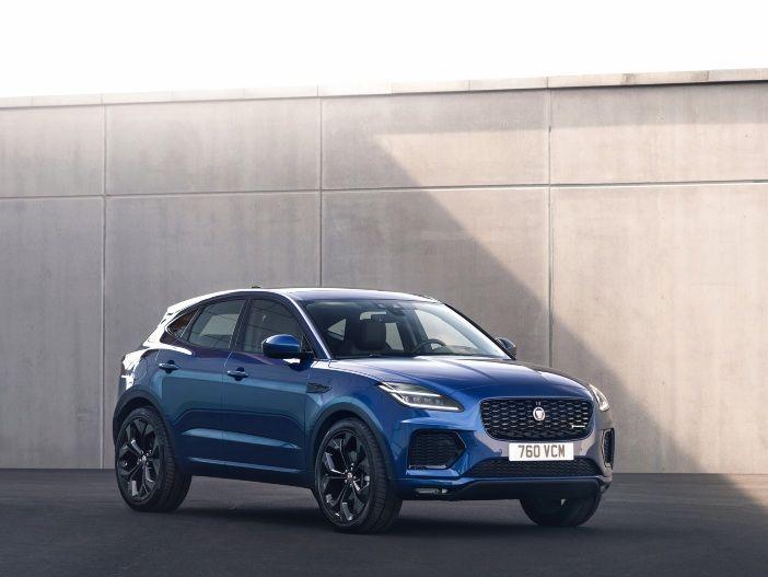 Plug-in-Hybrid und einiges mehr: Viel Neues für den Jaguar E-PACE
