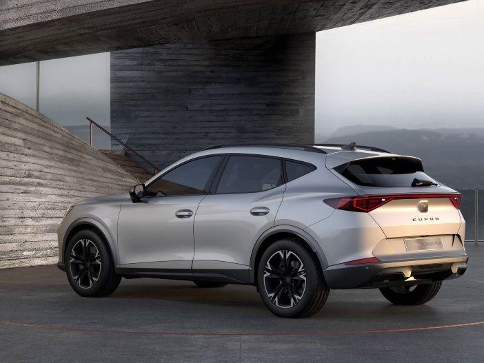 Auto Leasing - Sportlich auch als Basismodell: Der neue Cupra Formentor 1.5 TSI