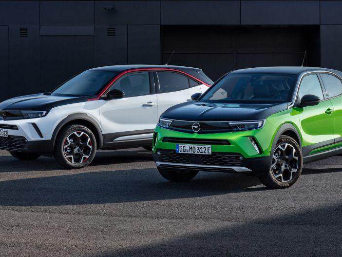 Sportlichkeit oder Luxus: Der neue Opel Mokka als GS Line und Ultimate
