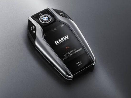 BMW Display Schlüssel