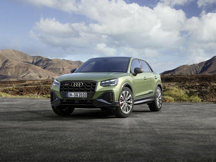 Auto Leasing - Weiter optimiert: Der neue Audi SQ2