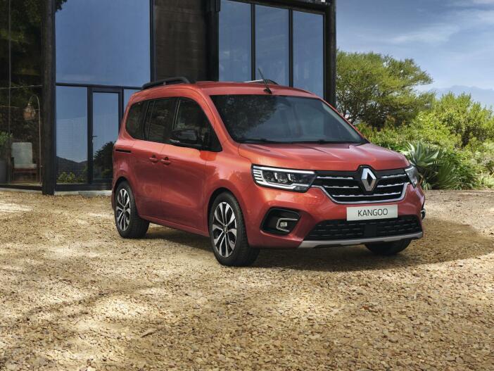 Auto Leasing - Viel Platz und neue Ideen für den Laderaum: Der neue Renault Kangoo