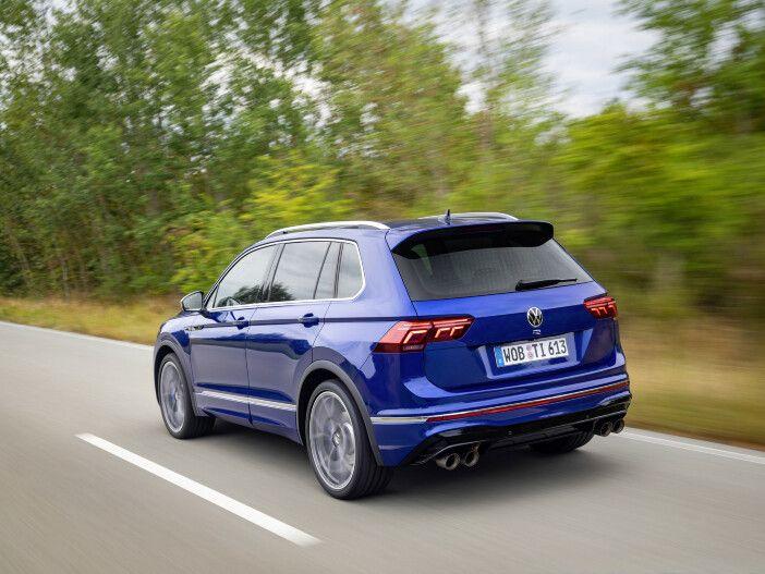 Auto Leasing - Kompakter Dynamiker: Der neue VW Tiguan R