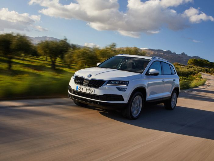 Auto Leasing - Aktualisierte Motorisierung: Neuer Basis-Diesel im Skoda Karoq