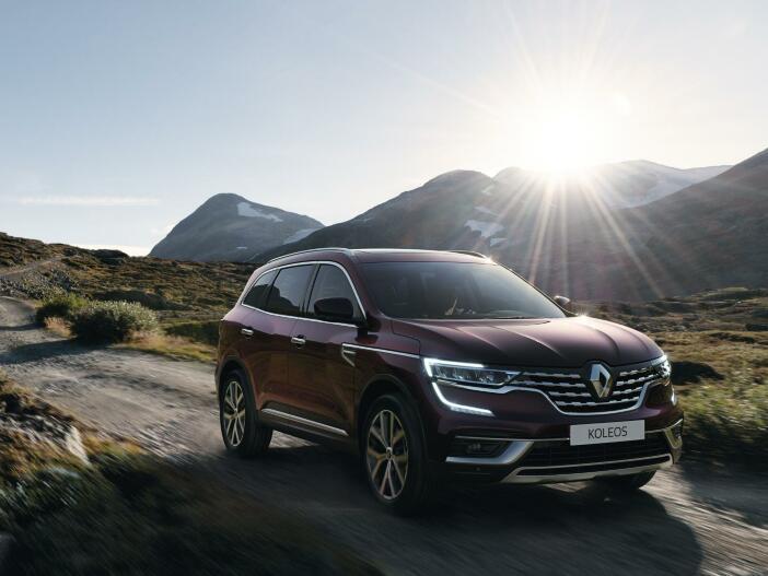 Auto Leasing - Neue Ausstattungsdetails: Der überarbeitete Renault Koleos