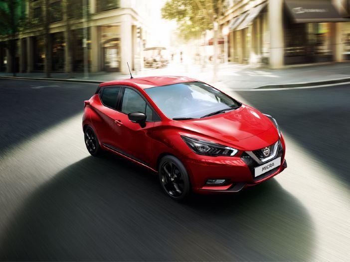 Auto Leasing - Attraktive Ausstattungslinien: Update für den Nissan Micra