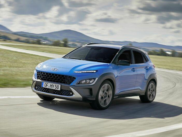 Viele Ausstattungsmöglichkeiten, neuer Top-Benziner: Der aktualisierte Hyundai Kona
