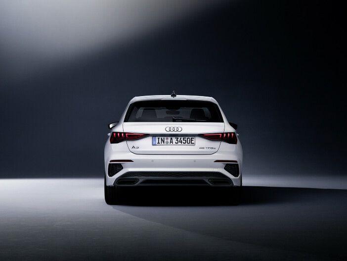 Plug-in-Hybrid mit dem Plus an Sportlichkeit: Der neue Audi A3 Sportback 45 TFSI e